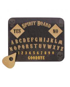 Skull Print Spirit Board.