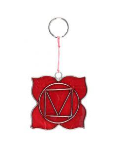 Root Chakra Mini Symbol Suncatcher