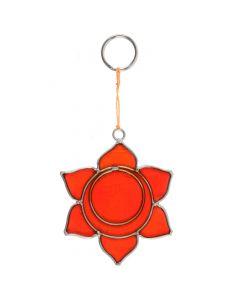 Sacral Chakra Mini Symbol Suncatcher