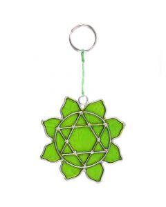 Heart Chakra Mini Symbol Suncatcher