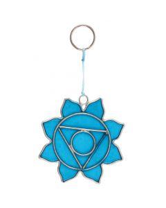 Throat Chakra Mini Symbol Suncatcher
