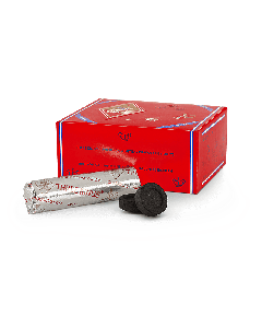 Three Kings - 40 mm 100 Quick Lighting Charcoal Briquets