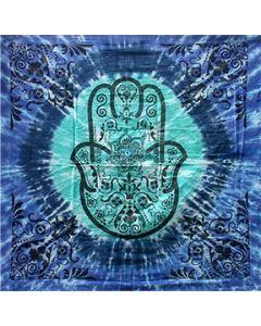 "Altar Cloth  36X36""  HAND OF FATIMA"