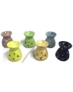 Aromaburner Ceramic (set of 6 pieces)
