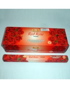 BIC Red Rose Incense