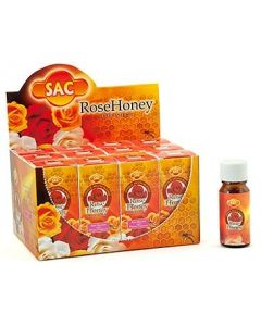 SAC Fragrance Oil Rose- Honey 10ml