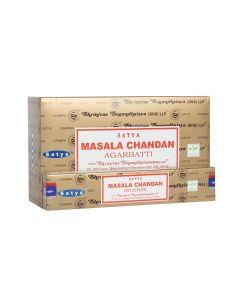 Satya Masala Chandan Wierook 15 gr.