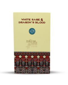 Wierook Native Soul White Sage & Dragons's Blood 15gr.