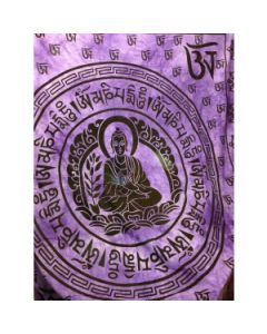Tibetan Budha Tapestry