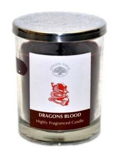 Geurkaars Dragons Blood 200gr.