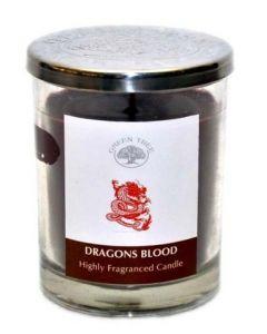 Geurkaars Dragons Blood 200gr.