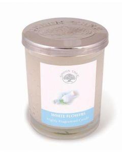 Geurkaars White Flowers 200gr.