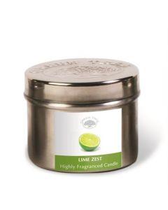 Geurkaars Lime Zest 150gr.