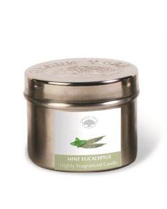 Geurkaars Mint Eucalyptus 150gr.