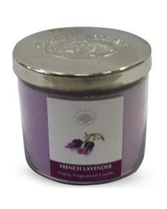 Geurkaars French Lavender 200gr.