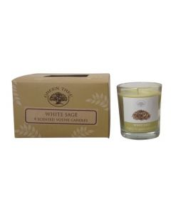 Geurkaars votives White Sage 55gr.