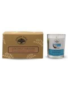 Geurkaars votives Coconut Paradise 55gr.