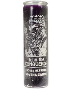 John The Conqueror Houseblessing Candle