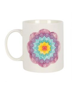 The Sacred Mandala Cermaic Mug