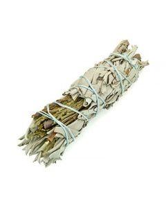 Witte Salie & Ceder Smudge Stick 10cm (3 stuks)