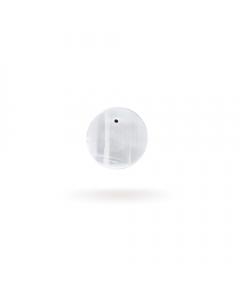 Selenite Round Pendant