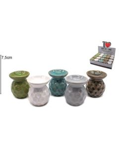 Aroma Burner Set 5 Colors (20 pieces)
