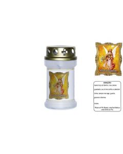Labeled Candle Guardian Angel