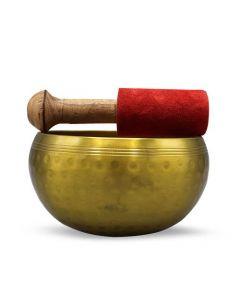 Handmade hammered singing bowl 10 cm
