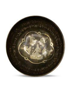 Brass Singing Bowl 5 Tara 25cm AAA quality
