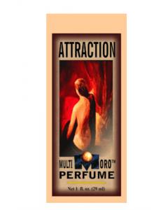 Multi Oro  Attraction Perfume