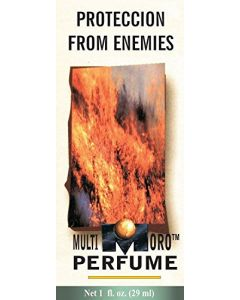 Multi Oro Protection from enemies Perfume