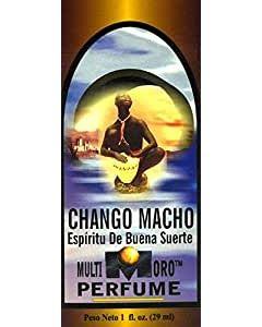 Multi Oro Chango Macho Spirit of good luck Perfume