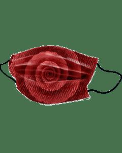 Yogi Mondkapje Rose