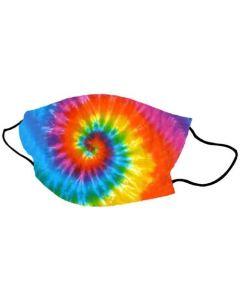 Yogi Mondkapje Tie Dye Spiral