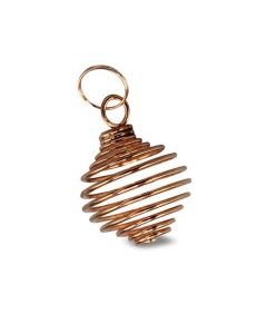 """Iron Copper Plated Cage 1"""""""