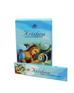 Sri Kirshna Honey & Jasmine Masala Incense
