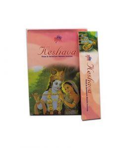 Sri Keshava Rose & Gerenium Masala Incense