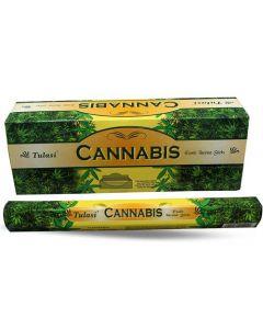 Tulasi Cannabis Hexa Wierookstokjes