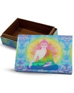 Buddha Box 15x10cm.