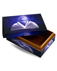 Magic Spell Box 15x10cm.