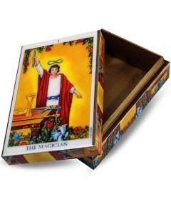 Magician Box 15x10cm.