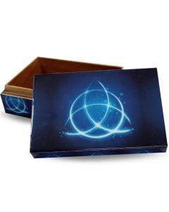 Triquetta Box 15x10cm.