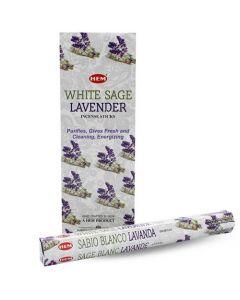 Hem White Sage Lavender Hexa