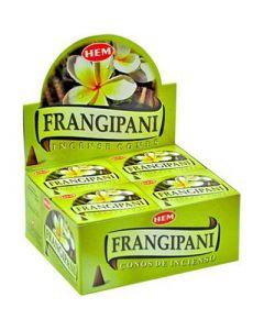 Hem Frangipani Cones