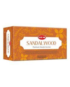 Hem Sandalwood Masala Wierook 15 gr.
