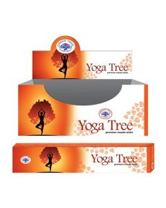 Wierook Yoga Tree 15gr.