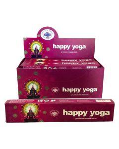 Wierook Happy Yoga 15gr.