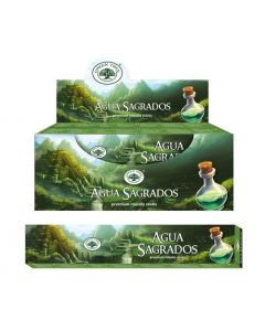 Wierook Aqua Sagrados 15gr.