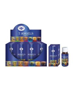 Green Tree 7 Angels Geurolie 10ml