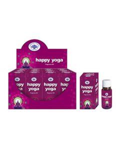 Green Tree Geurolie Happy Yoga 10ml